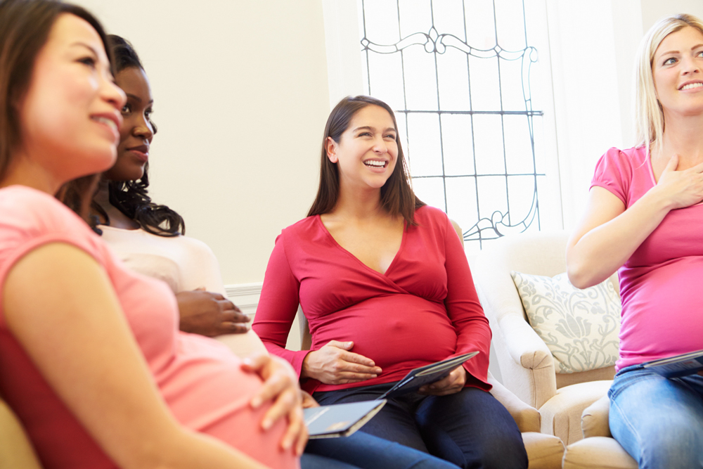 Belly Buttons Childbirth Class